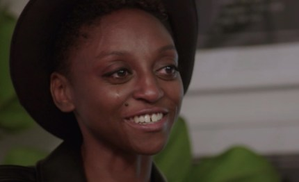 Queer Eye's first lesbian hero Jess said Janaelle Monae was her icon.