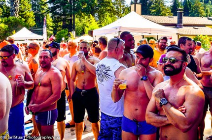 Bomb threat in LGBT haven: The Lazy Bear Weekend 2016 in Guerneville, California
