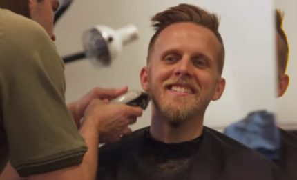 Mayor Ted Terry getting makeover on Queer Eye