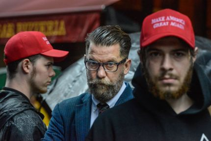 Proud Boys members facing charges for alleged homophobic attack