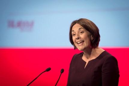 Scottish Labour leader Kezia Dugdale