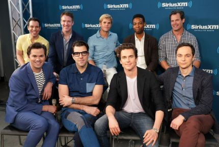 Broadway cast of The Boys in the Band reunite for film adaptation