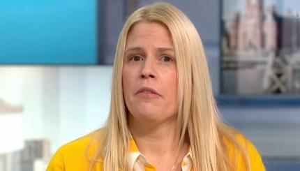 Media pundit Caroline Farrow