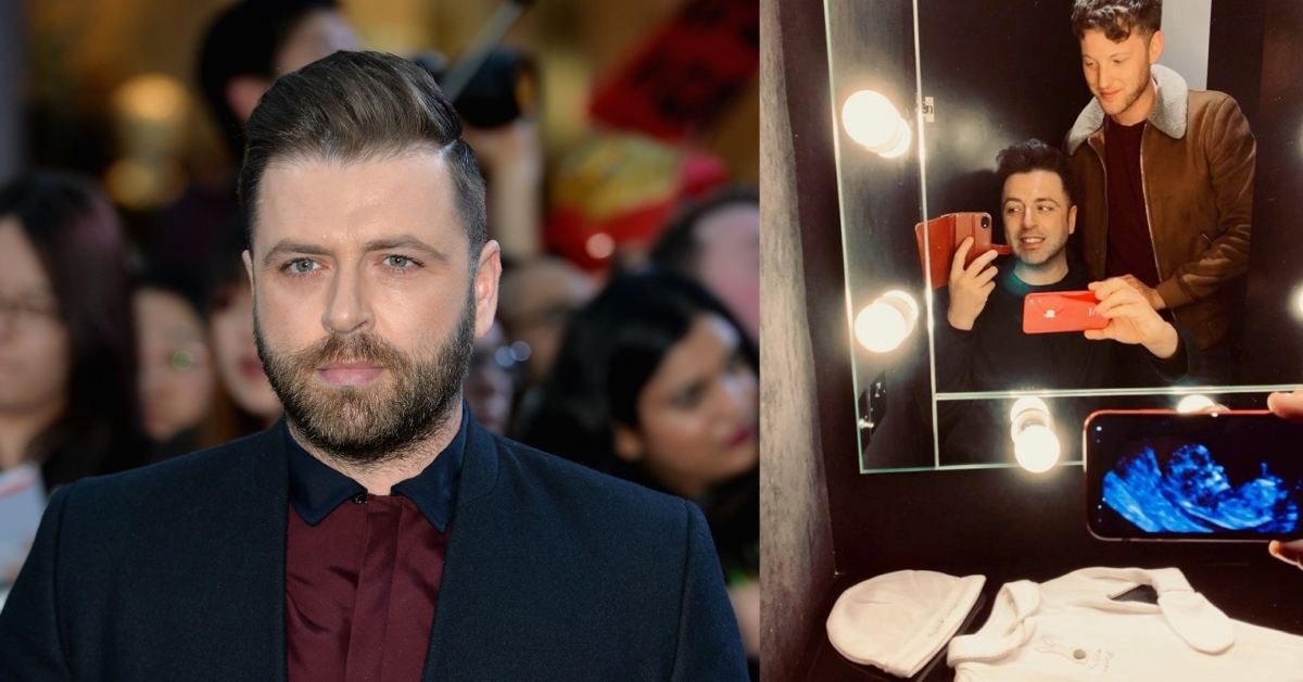 Westlifes Markus Feehily Is Expecting A Baby With His Fianc PinkNews PinkNews