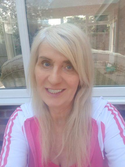 Melissa Ede smiling