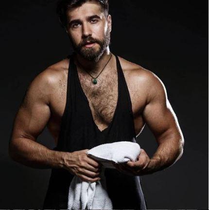 Gay Twitter goes wild for Azerbaijan's Eurovision contestant