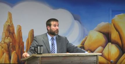 US 'death to gays' preacher Steven Anderson banned from Ireland