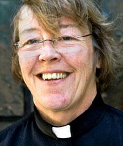 Bishop Eva Brunne