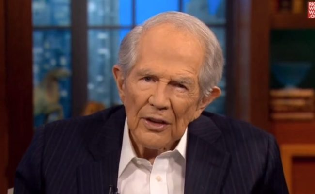Pat Robertson Says Gays Will Destroy Society For Their