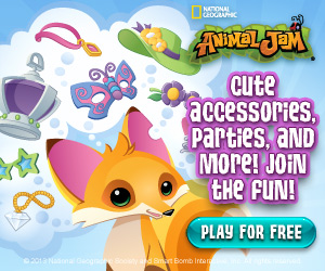 Animal Jam–Great Game for Kids from Natl Geographic
