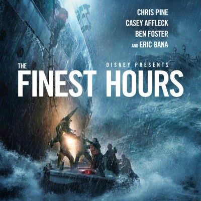 The Finest Hours ~ Now Available on Blu-ray  #TheFinestHours