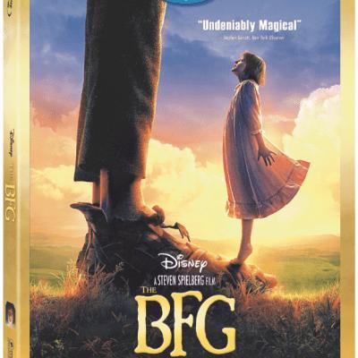Disney's THE BFG Releases December 6, 2016