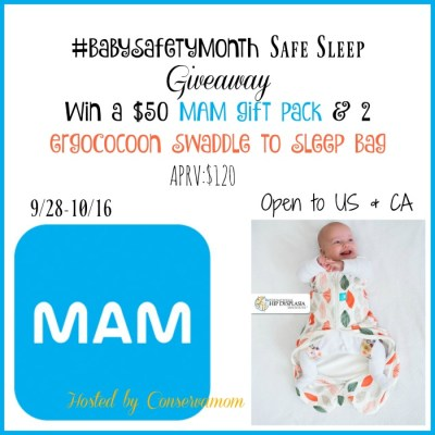 Babysleep Safety Giveaway {US & CAN | Ends 10/16}