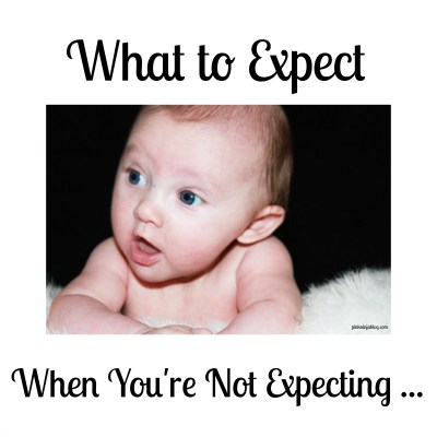 What to Expect … When You're Not Expecting