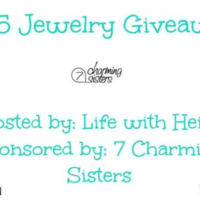 7 Charming Sisters Jewelry Giveaway {US | Ends 03/01}