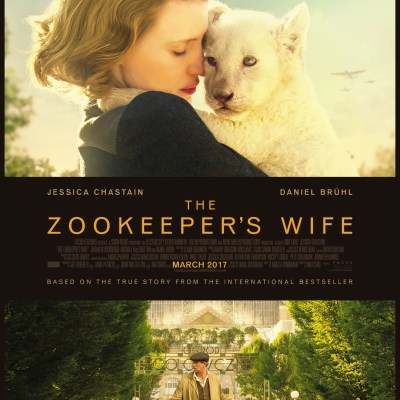 THE ZOOKEEPER'S WIFE ~ Movie Trailer