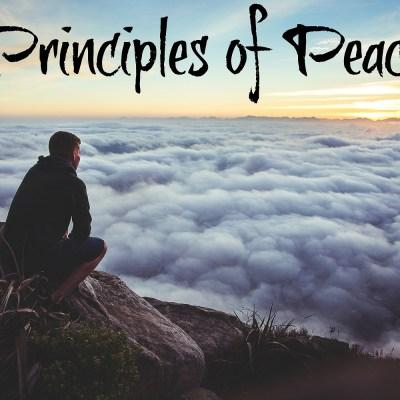Principles of Peace