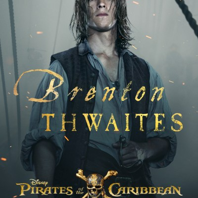 """EXCLUSIVE INTERVIEW: Brenton Thwaites (""""Henry Turner"""") ~ PIRATES OF THE CARIBBEAN: DEAD MEN TELL NO TALES"""