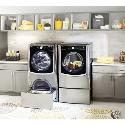 Get the New LG Washer You Always Wanted (or Two)