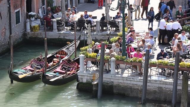 Writing Retreat in Venice, Italy!