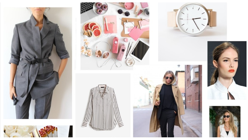 Office outfit header