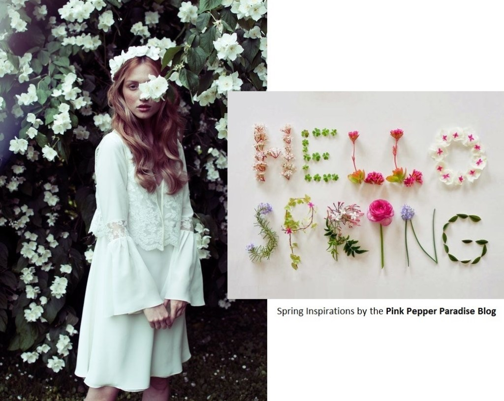 Inspiration: Laces of the Spring