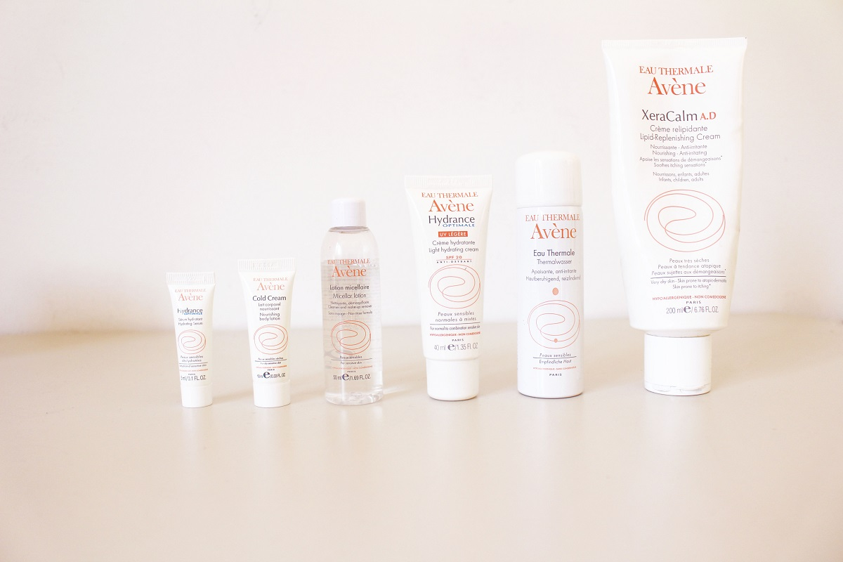 Eau Thermale Avène - Sensitive Skin Care