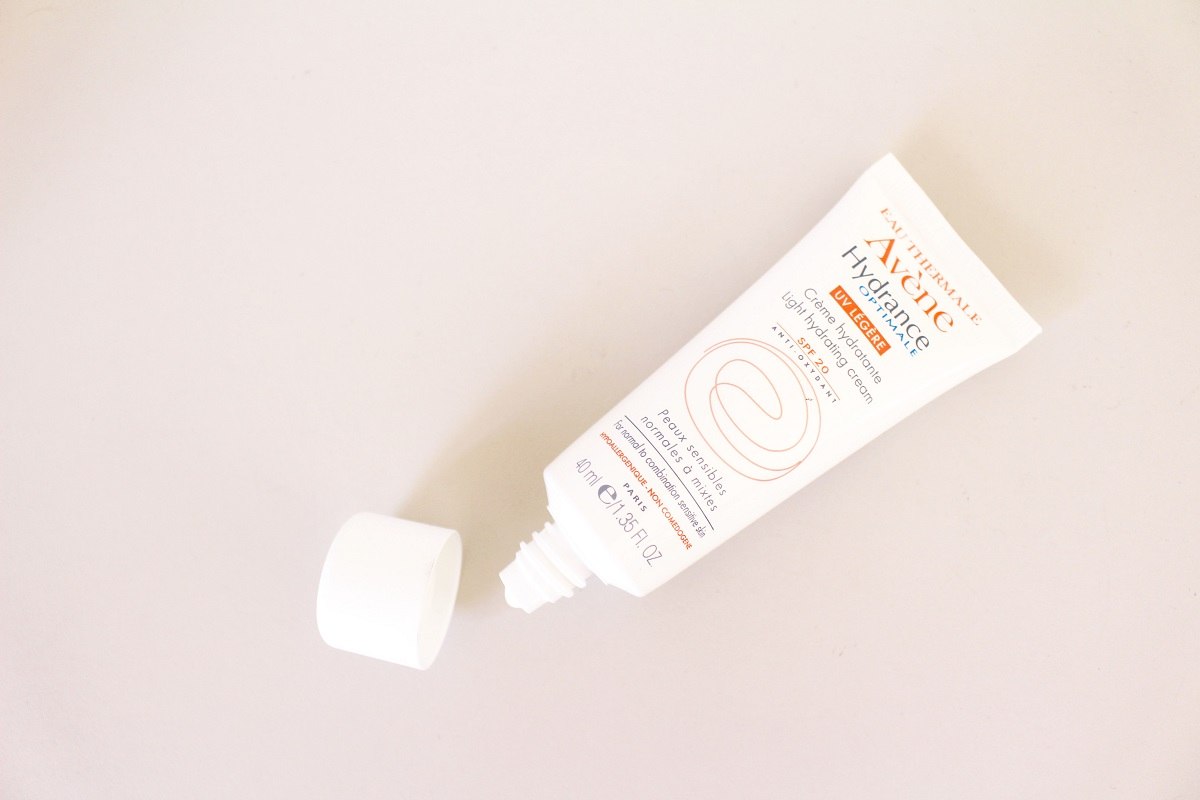 Eau Thermale Avène - hydrance optimale spf 20