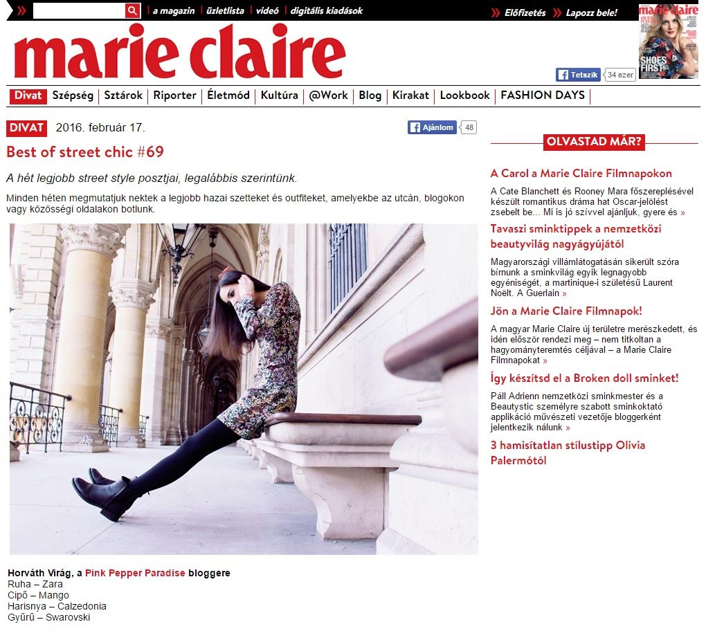 Marie Claire best of nr. 69