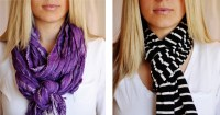 Styling Scarves - Pink Pistachio
