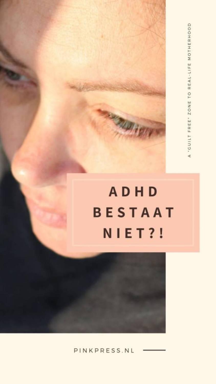 """adhd bestaat niet en andere onzin - """"ADHD bestaat niet"""" of toch wel?"""