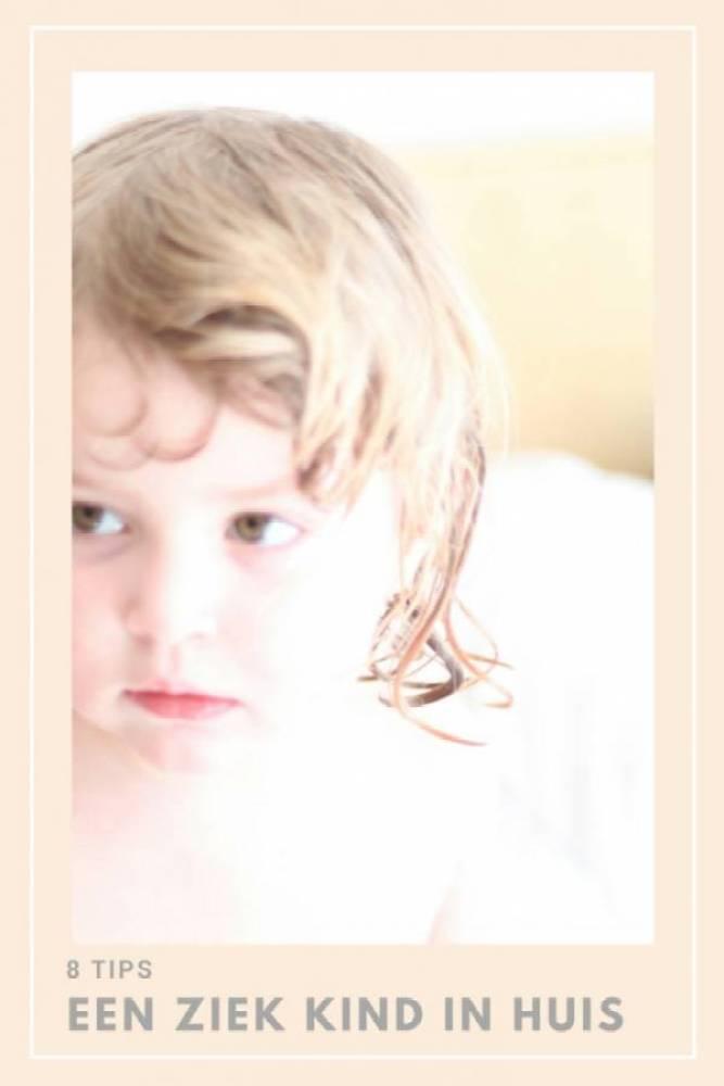 PP - 8 Tips voor je zieke kleintje