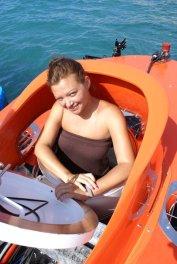 Onderwater boot