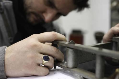 Jop 7757 - De Ring: The making of