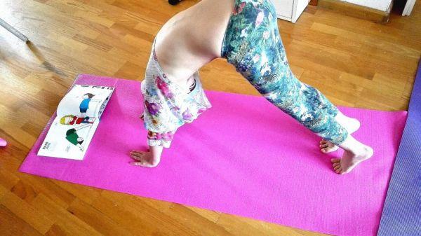keira nelsons yoga