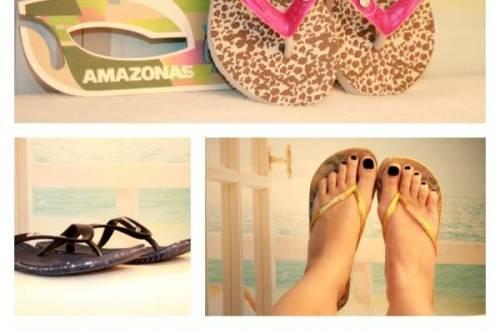 Amazonas slippers