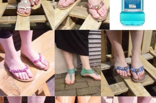 zachtevoeten - Klaar voor zachte voetjes?
