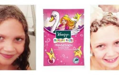 kneippnaturekids - Roze Shampoo&Douche gel