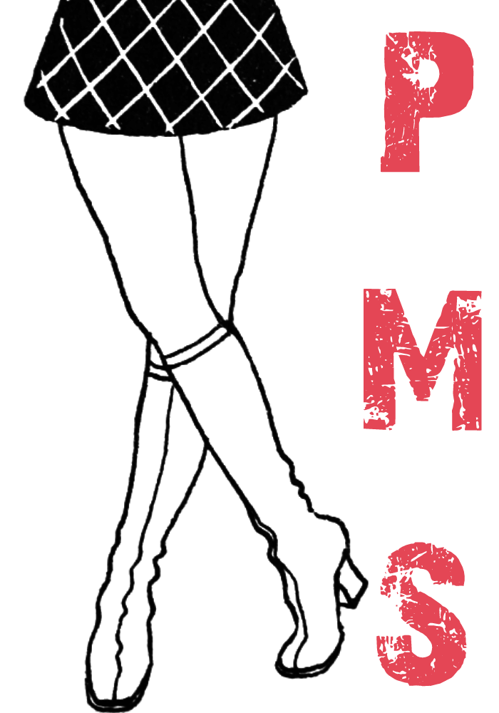 pms - PMS ( pissige maand syndroom)