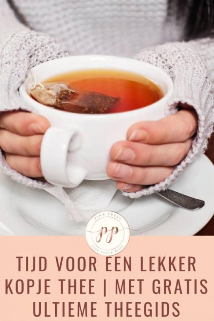 tijd voor een lekker kopje thee met gratis ultieme theegids e book thee - Tijd voor een lekker kopje thee | Met gratis de Ultieme theegids!