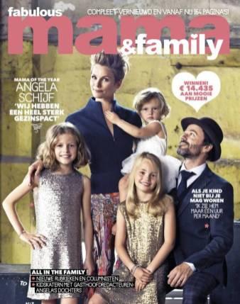 Cover fabulous mamafamily - Ben jij een fabulous mama?