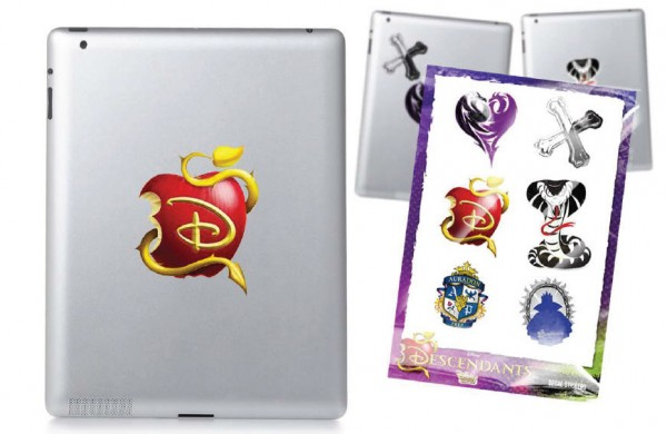 Tablet stickers only 600x390 - TV tip: Descendants (Met leuke winactie!)