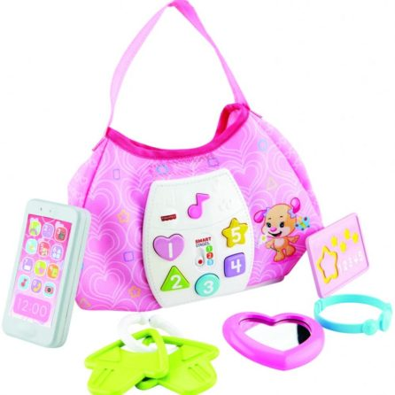 FISHER PRICE- Smart Stages Purse-CGV27SPM1- EURO 33.87