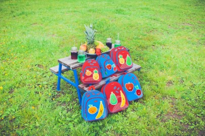 Fruit collectie - WINACTIE! Wij zijn verliefd op de Kidzroom tassen