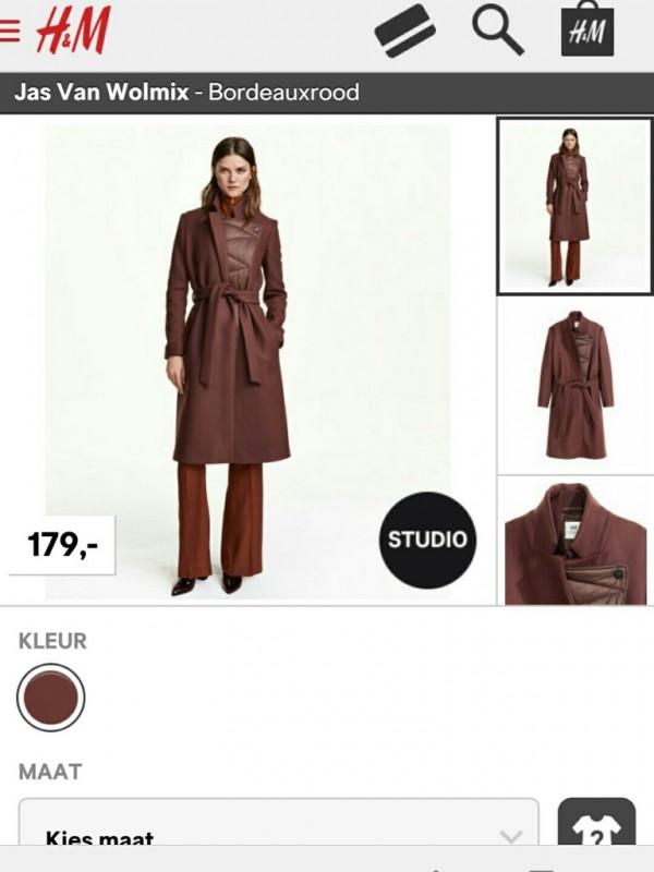 hm 600x800 - Tijd voor een nieuwe winterjas, help je kiezen?