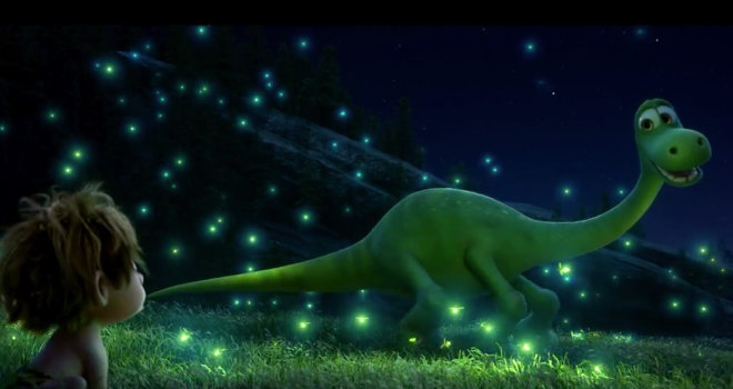 TheGoodDinosaur trailer - The Good Dinosaur Winactie!