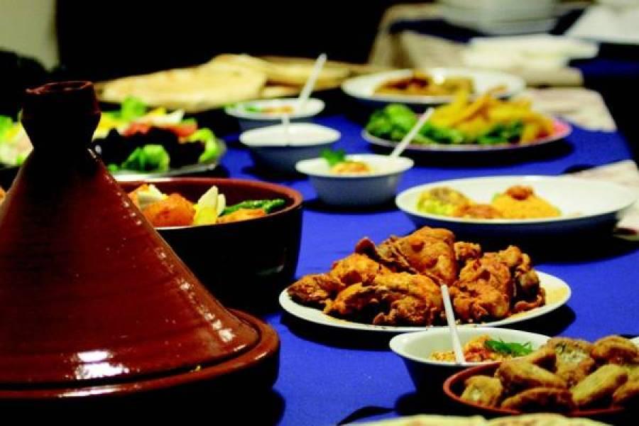marokkaans eten - 6x de Marokkaanse vrouw