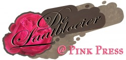 DeLaatbloeier @PinkPress Logo 300x144 - Kom maar op met die A