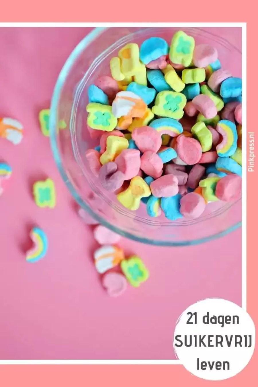 21 dagen suikervrij - De 21 dagen suikervrije challenge