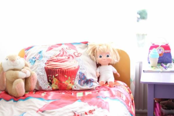 Simpele Vrolijke Kinderkamer : Een mega sorbet zoete kinderkamer dat wil toch elk meisje